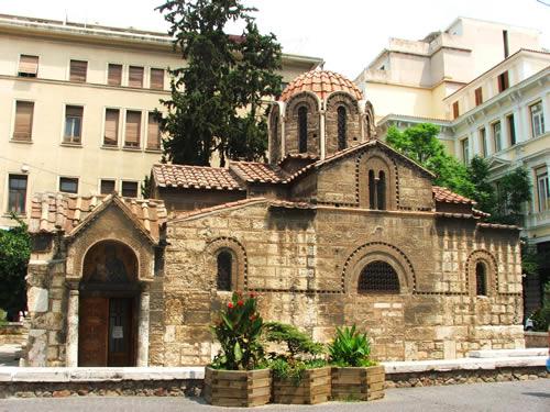 Igreja Ortoxa de Panaghia Kapnikarea