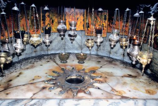 Local de Nascimento de Jesus - Igreja da Natividade
