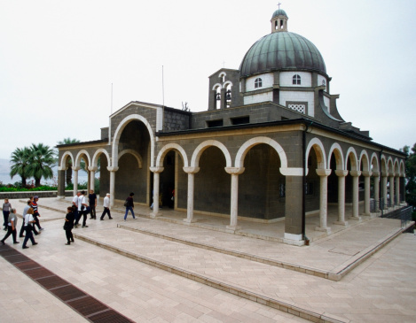 Igreja na Galiléia