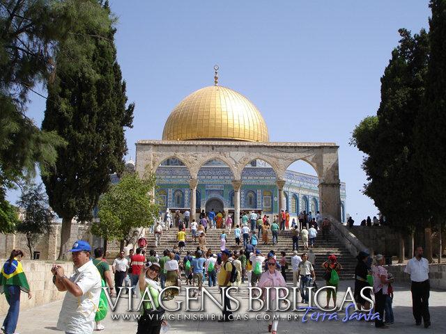 Mesquita em Jerusalem