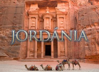jordÂnia petra e wadi rum