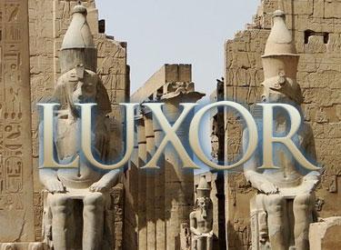 LUXOR (1 noite no Cairo)