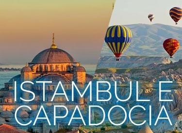 ISTAMBUL COM CAPADÓCIA (5 dias)