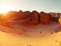 Deserto do Sinai - Egito