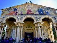 Igrejas das Nações - Jerusalém - Israel