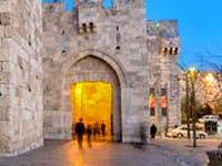 Porta de Jaffa - Jerusalém - Israel