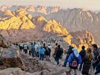 Monte Sinai - Egito