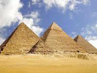 Pirâmdes do Egito