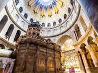 Santo Sepulcro - Jerusalém - Israel