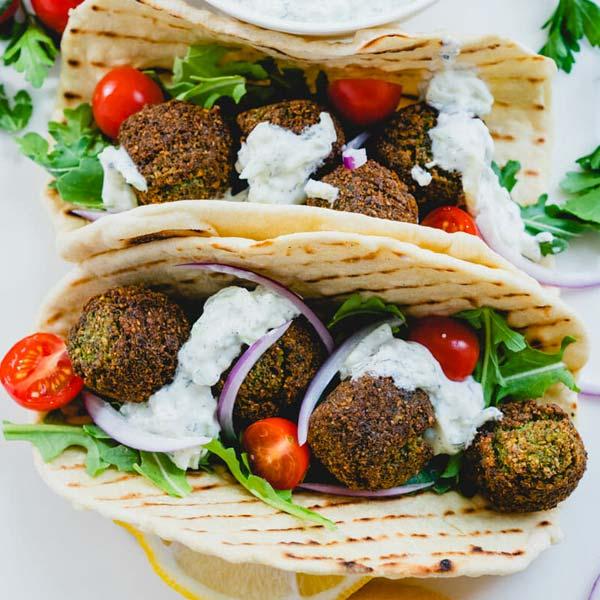 Falafel comida típica Israel